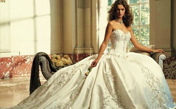 Modern Victorian Wedding Dresses