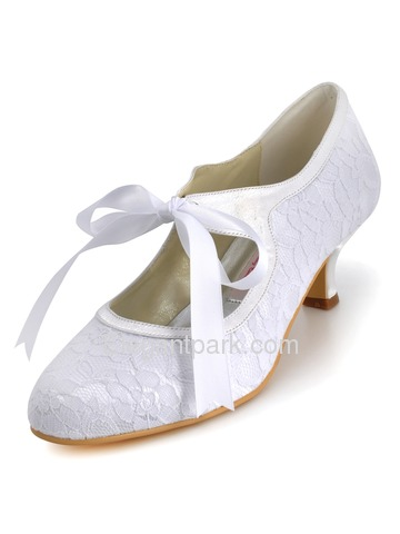 white kitten heel wedding shoes - The Cutest Kittens