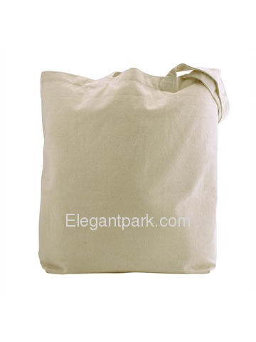 ElegantPark Bridal Bride`s Entourage Tote Bag For Wedding Party Natural Canvas 100% Cotton